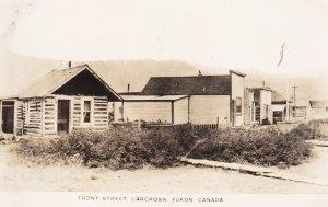 RP: Front Street , Carcross , Yukon , Canada , 20-40s