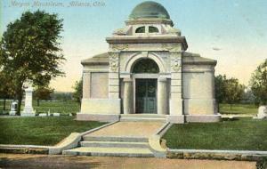 OH - Alliance. Morgan Mausoleum