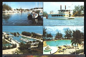Postcard Grand Bahama Hotel, Grand Bahama Island Multi View