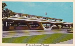 International Terminal O Hare International Airport Chicago Illinois