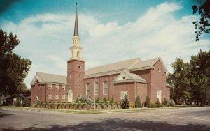 BOISE , Idaho , 1950-60s ; First Baptist Church