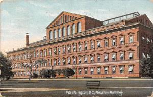 USA Washington D.C. Pension Building