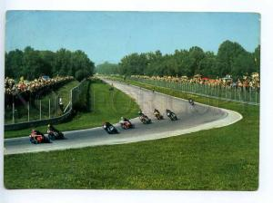 241482 ITALY MONZA Autodrome Great Prize SPORT motorcycle RPPC
