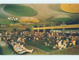 Pre-1980 RESORT SCENE Ellenville New York NY c4770