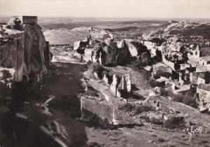 RP: LES BAUX , France , 40-50s ; Les Ruines