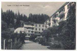 Lenk I.S. Bad und Kurhaus