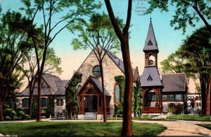 Connecticut Stamford St Andreas Episcopal Church 1911