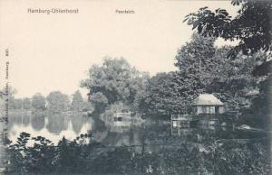 Feenteich, Hamburg- Uhlenhorst, Germany, 1900-1910s