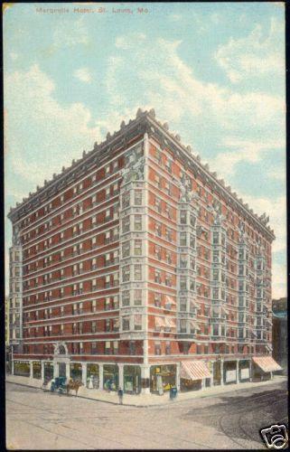 St. Louis, Mo., Marquette Hotel (1912)