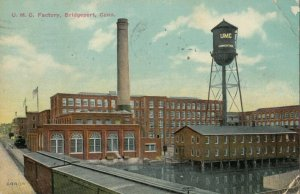 BRIDGEPORT , Connecticut, PU-1912 ; U.M.C. Factory