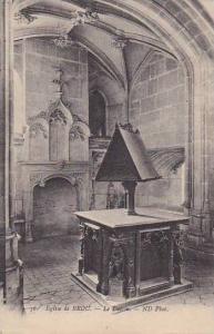 Eglise De BROU, Le Lutrin (Eure-et-Loir), France, 1900-1910s