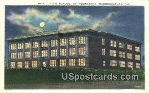 High School - Harrisonburg, Virginia
