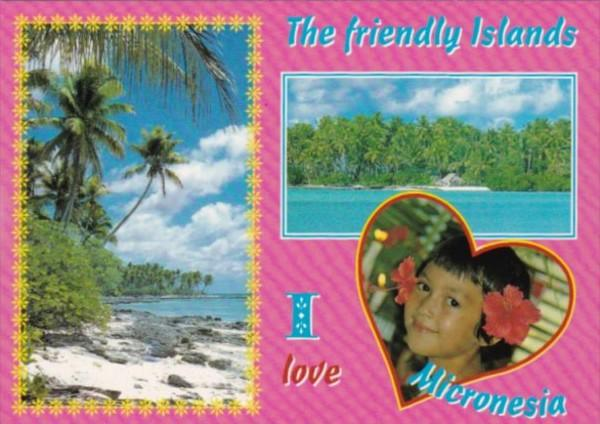 Micronesia The Friendly Island Multi View