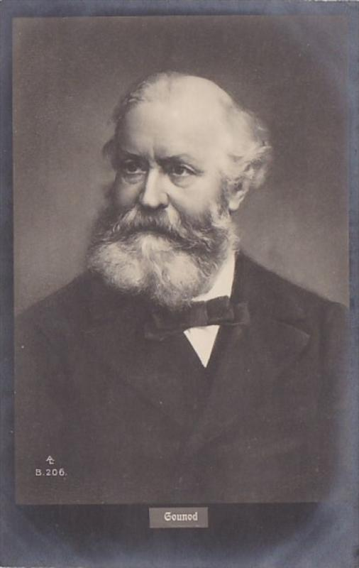 Charles Francois Gounod French Composer