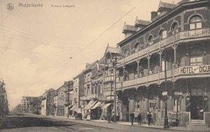 MIDDELKERKE , Belgium , 00-10s ; Avenue Leopold