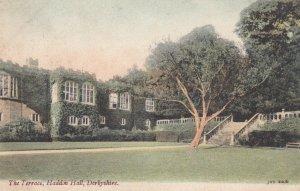 The Terrace , Haddon Hall , DERBYSHIRE , England , 1904