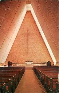 Fort Wayne Indiana~Concordia Senior College~Kramer Chapel~Interior View~1950s