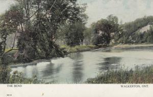 WALKERTON, Ontario , 1900-10s ; The Bend