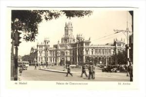 RP, Palacio De Comunicaciones, Madrid, Spain, 1930-1950s