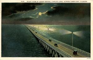 FL - Tampa Bay. Gandy Bridge