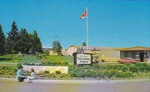 Bourdais Park, Tourist Bureau Museum, Quesnel, British Columbia, Canada, 40-6...