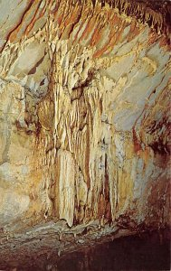 Caves Post Card Angel Wing, Penn's Cave Centre Hall, Pennsylvania, USA U...
