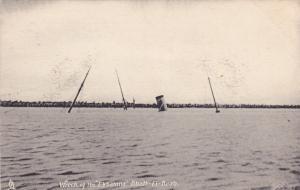 Ship Wreck of the Ekbatana , SHALT-EL-ARAB , IRAQ , 00-10s TUCK