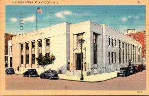 New Jersey Atlantic City Post Office 1947