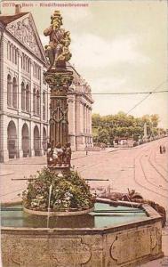 Switzerland Bern Kindlifresserbrunnen