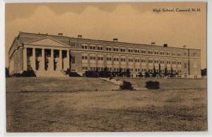 High School, Concord NH