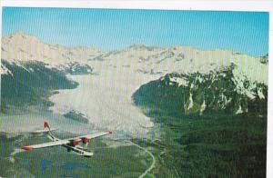 Alaska Mendenhall Glacier Near Juneau