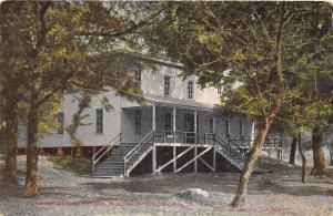Iowa IA Postcard c1910 BOONE The CHILDREN'S DELIGH BEULAH HOME Porch