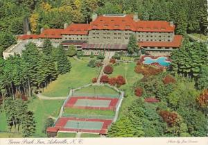 North Carolina Asheville Grove Park Inn