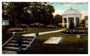 Virginia   Arlington  Cemetary , Tomb of Fame ,