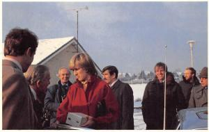 Princess Diana visits St. Mary's School Tetbury 8 Dec 1982
