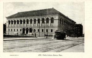 MA - Boston. Public Library