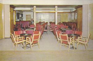 Greetings from CHIGNIC LODGE, Dining Room, DOYLES, Newfoundland, Canada, 40-60s