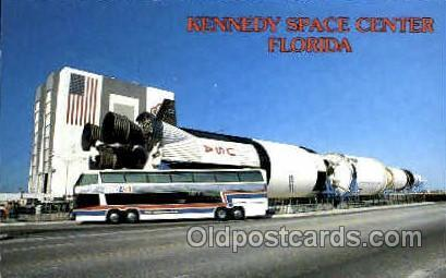Kennedy Space Center, Florida, USA Space Post Cards Postcards  Kennedy Space ...