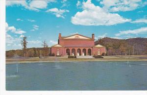 McAlister Auditorium , Furman University , Greenville , South Carolina , 50-60s
