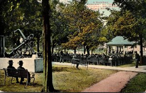 Maine National Soldiers' Home Sunday Concert