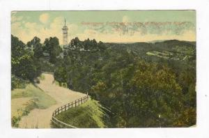 Government Boulevard On Crest Of Missionary Ridge, Chattanooga, Tennessee, PU...