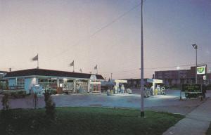 Syd Brown, Parkway B P Servicentre, SCARBOROUGH, Ontario, Canada, 40-60s