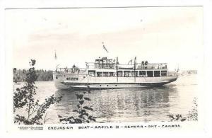 RP, Excursion Boat - Argyle II, Kenora, Ontario, Canada, 1930-1950s