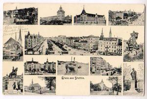 Gruss aus Stettin