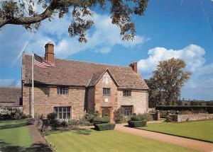 uk35040 east front sulgrave manor  uk