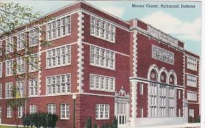 Indiana Richmond Morton Center Curteich