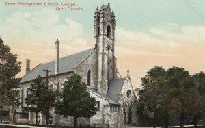 GUELPH, Ontario, Canada, 1900-10s; Knox Presbyterian Church