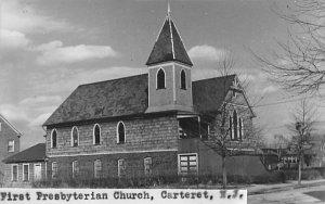 nj-carteret First Presbyterian Church Unused