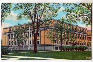 High School, Batavia NY