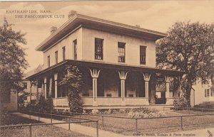 Massachusetts Easthampton The Pascommuck Club Tucks sk723